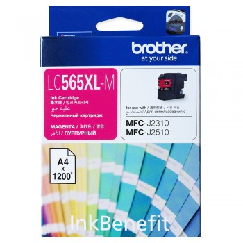 Brother LC-565XL Magenta Ink Cartridge
