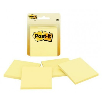 3M 5400 Post-It Yellow 3x3  50's