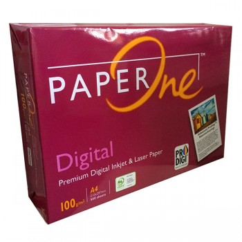 Paperone A4 Paper 100GSM-500 Sheets