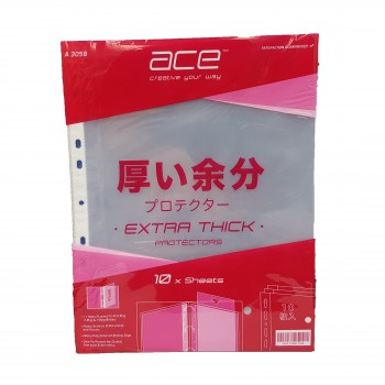 ACE A3058 A4 Sheet Protector