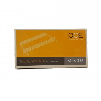 ACE MF3002 METAL FASTENER - 50'S