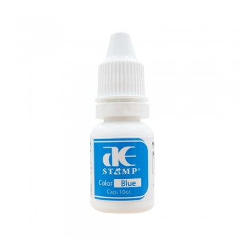AE Stamp Refill Ink 10CC - Blue