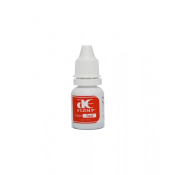 AE Stamp Refill Ink 10CC - Red