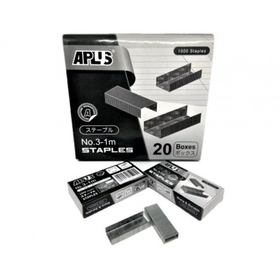 APLUS No.3-1M Staples