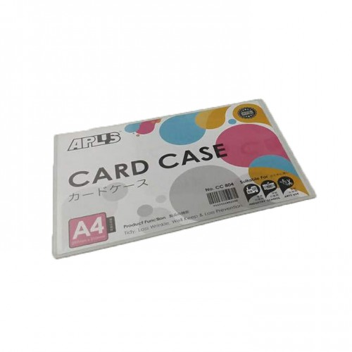 buy online 39bf8 2269c APLUS 804 A4 Card Case