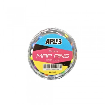 APLUS MP3010 6mm Map Pin