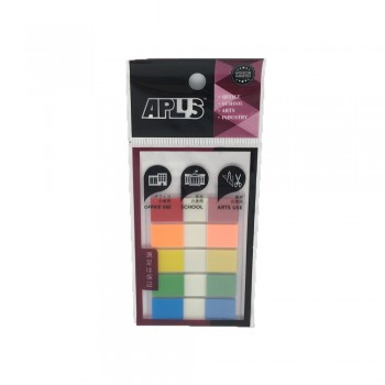 APLUS CQ44125-5 Asst 5 Colour Flag