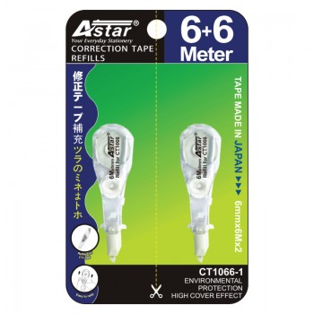 ASTAR CT-1066-1 Correction Tape Refill