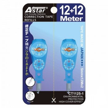 ASTAR CT-1125-1 Correction Tape Refill