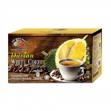 Dragon Fruit Brand - Roasted White Coffee Durian 40g x 10 sticks