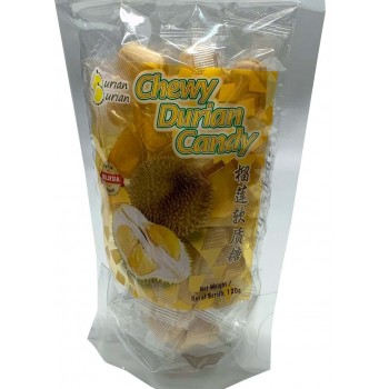Durian Chewy Candy 120gm