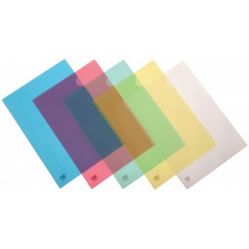 CBE 9001 A4 PP Colour Document Holder