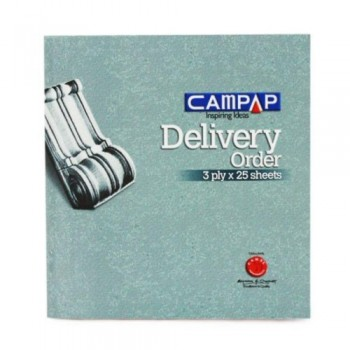 CAMPAP CA3825 25 X 3P Delivery Order