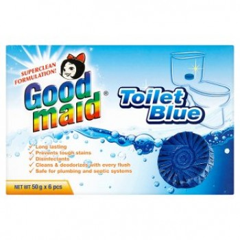 Good Maid Toilet Blue Box 6 X 50g