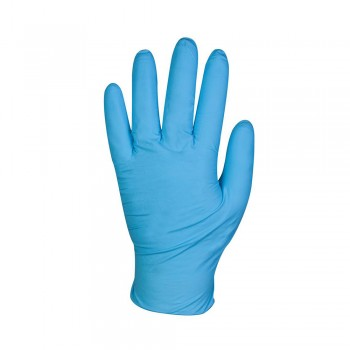 Kleenguard G10 Flex Blue Nitrile Gloves - S x 100pcs