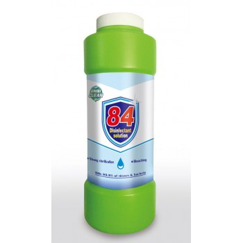 OMNI CLEAN 84 DISINFECTANT SOLUTION LIQUID  - 1.0L