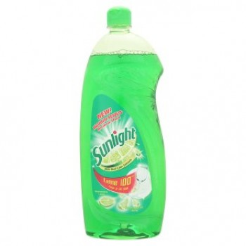 Sunlight Lime 100 With Real Lime Extracts Dishwashing Liquid 1000ml