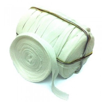 White Cotton Tape-10 Rolls/Pack