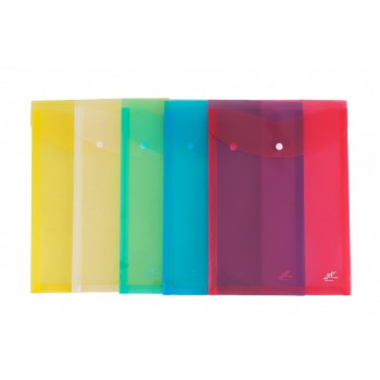 East File 115 A4 PP Button File (Vertical)