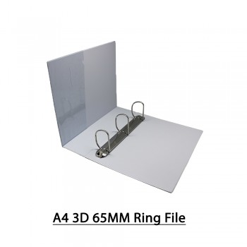 East File A4 3D 65mm Ring File (28)