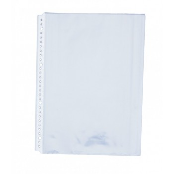 East File 359A A4 Clear Holder Refill 10'S