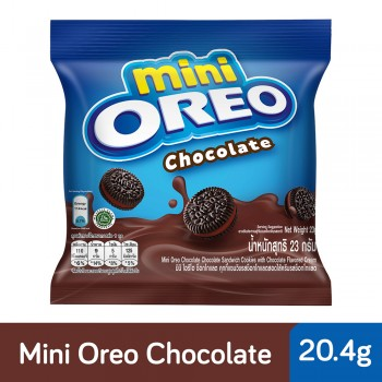 Mini Oreo Chocolate Pouch (20.4g x 10)