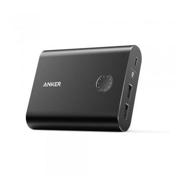 Anker A1315 PowerCore Power Bank + 13400 Portable Charger Black Offline Packaging V3 (848061070118)