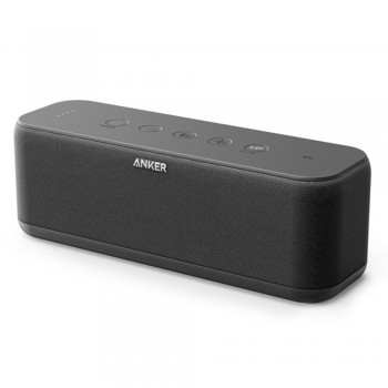 Anker SoundCore Boost Bluetooth Speaker Black