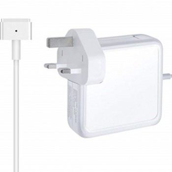 Apple Original AC Adapter Charger - 85W, 20V, 4.25A, 5 PIN, 2012 for Apple Macbook Pro Series (APPLE-A1424)