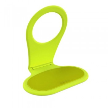 Bobino FOLDING PHONE HOLDER (Lime) - Anti-slip Pad, Folding Hinge while stock last
