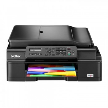 Brother MFC-J200 InkBenefit - A4 4in1 InkJet Wireless