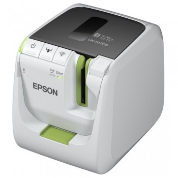EPSON LabelWorks™ LW-1000P Thermal Wireless Label Printer