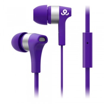 GO GEAR In-Ear Headphones Turbos - Purple