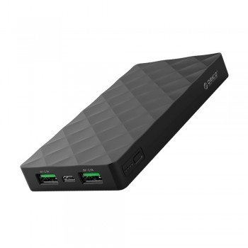 Orico W10000 Power Bank 10000mAH - Black