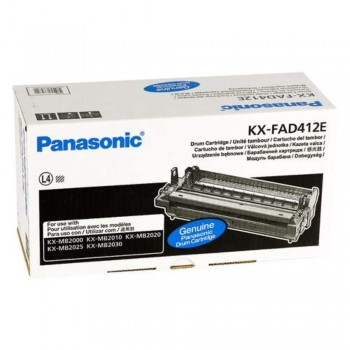 Panasonic KX-FAD412E Drum (*toner not included)