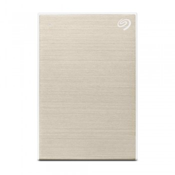 Seagate Backup Plus Portable Drive (NEW) - Gold, 2TB