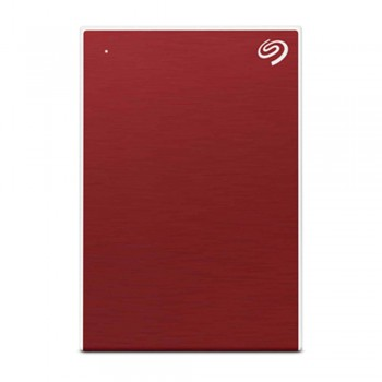 Seagate Backup Plus Portable Drive (NEW) - Red, 2TB