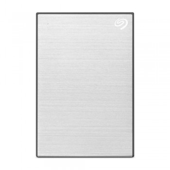 Seagate Backup Plus Portable Drive (NEW) - Silver, 2TB