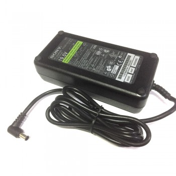 Sony Original AC Adapter Charger -120W, 19V 6.15A, F17, 6.5x4.4mm for Sony (ADP-120MB)