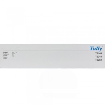 Tally T2140/T2245/T2250 Black Ribbon (Item No: MT 2140)