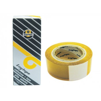Loy Cellulose Tape-18MM X 15 Yards (Box)