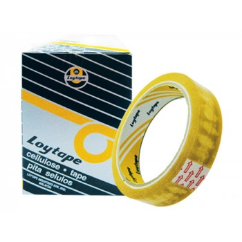 Loy Cellulose Tape-24MM X 40M (Box)