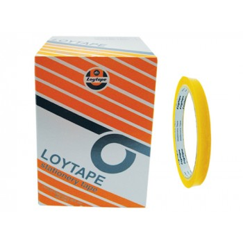 Loy Stationery Tape-12MM X 40M (Box)