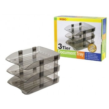 Niso 8230 3 Tier Document Tray