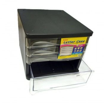 Niso 8811 4 Tier Document Drawer