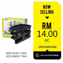 Niso 8230 3 Tier Document Tray - Promo