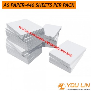 A5 80GSM Photostat Paper 440'S