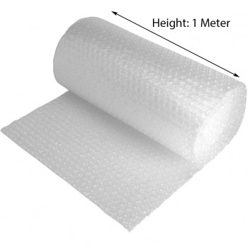 "Bubble Wrap 1M (40"") X 100M"