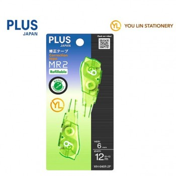 PLUS MR2 Correction Tape Refill WH646R-2P