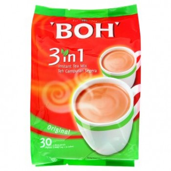 BOH 3 In 1 Original Instant Tea Mix
